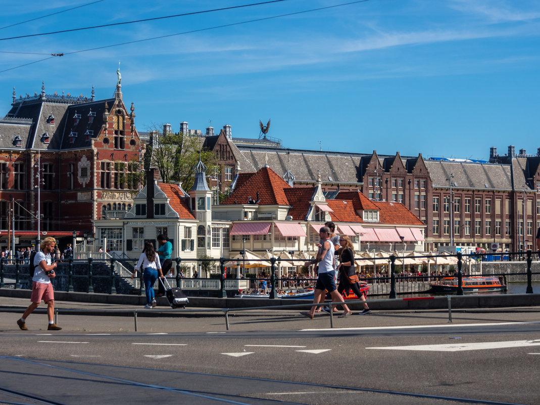 Амстердам, центральный район - Witalij Loewin
