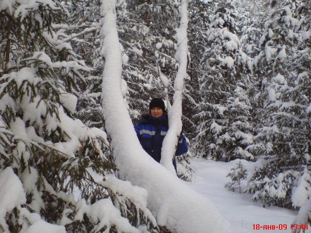 Я в зимнем лесу на прогулке - Ирина Полозюк