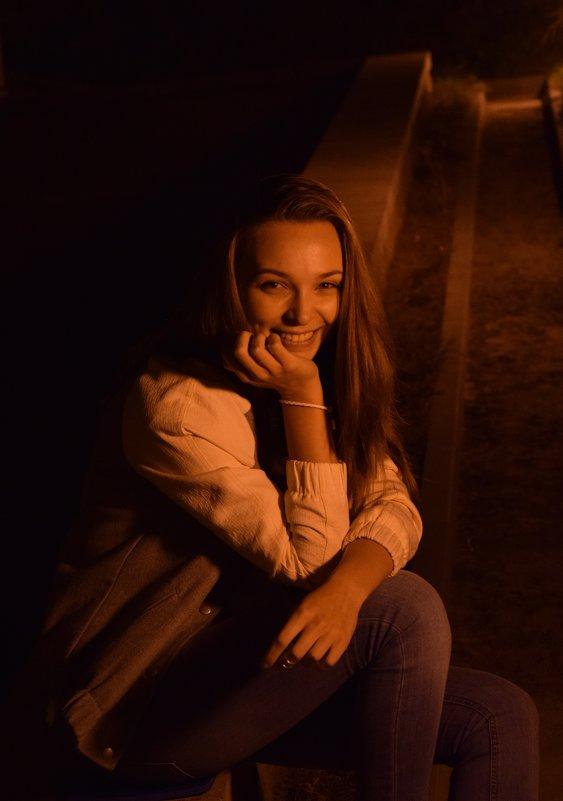 Портрет в ночи - Анастасия Кулакова