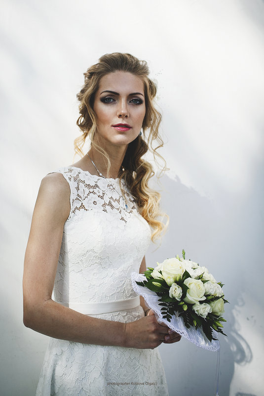 свадьба Любы и Саши - Ольга Коблова