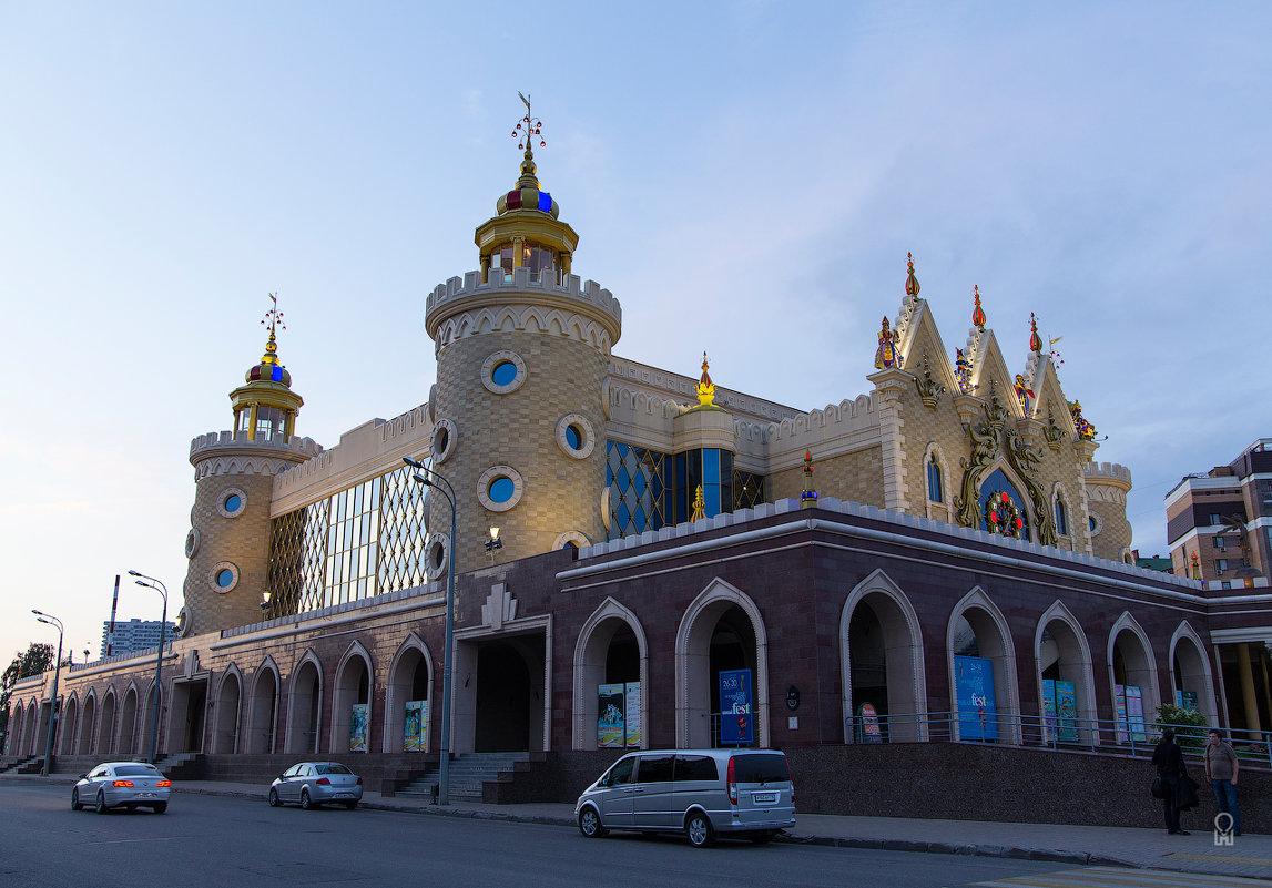 Казань, кукольный театр - Олег Манаенков