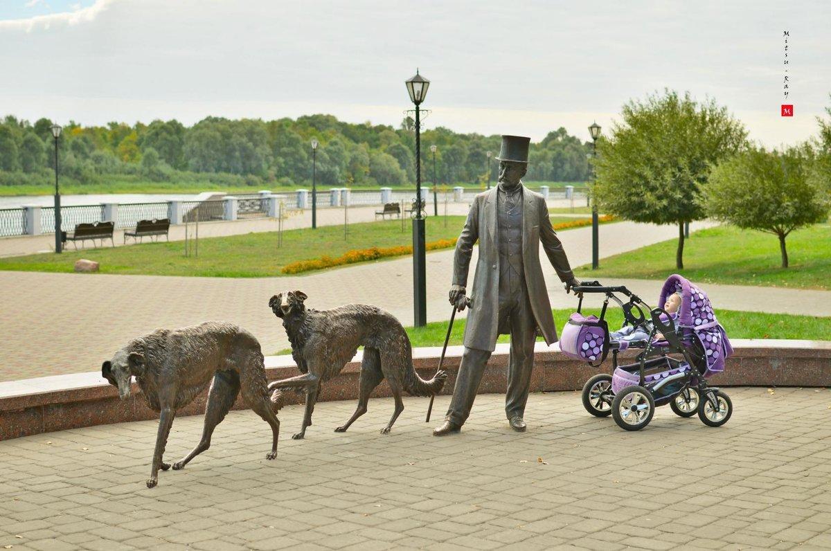 Прогулка по гомельскому парку. ))) - Mitcu-Ray