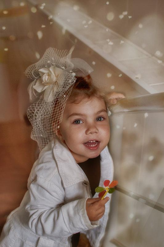 весёлая малышка - Тася Тыжфотографиня