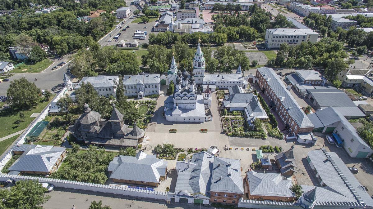 Троицкий монастырь. Петр и Февронья - Николай