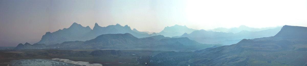Страна Голубых гор - viton