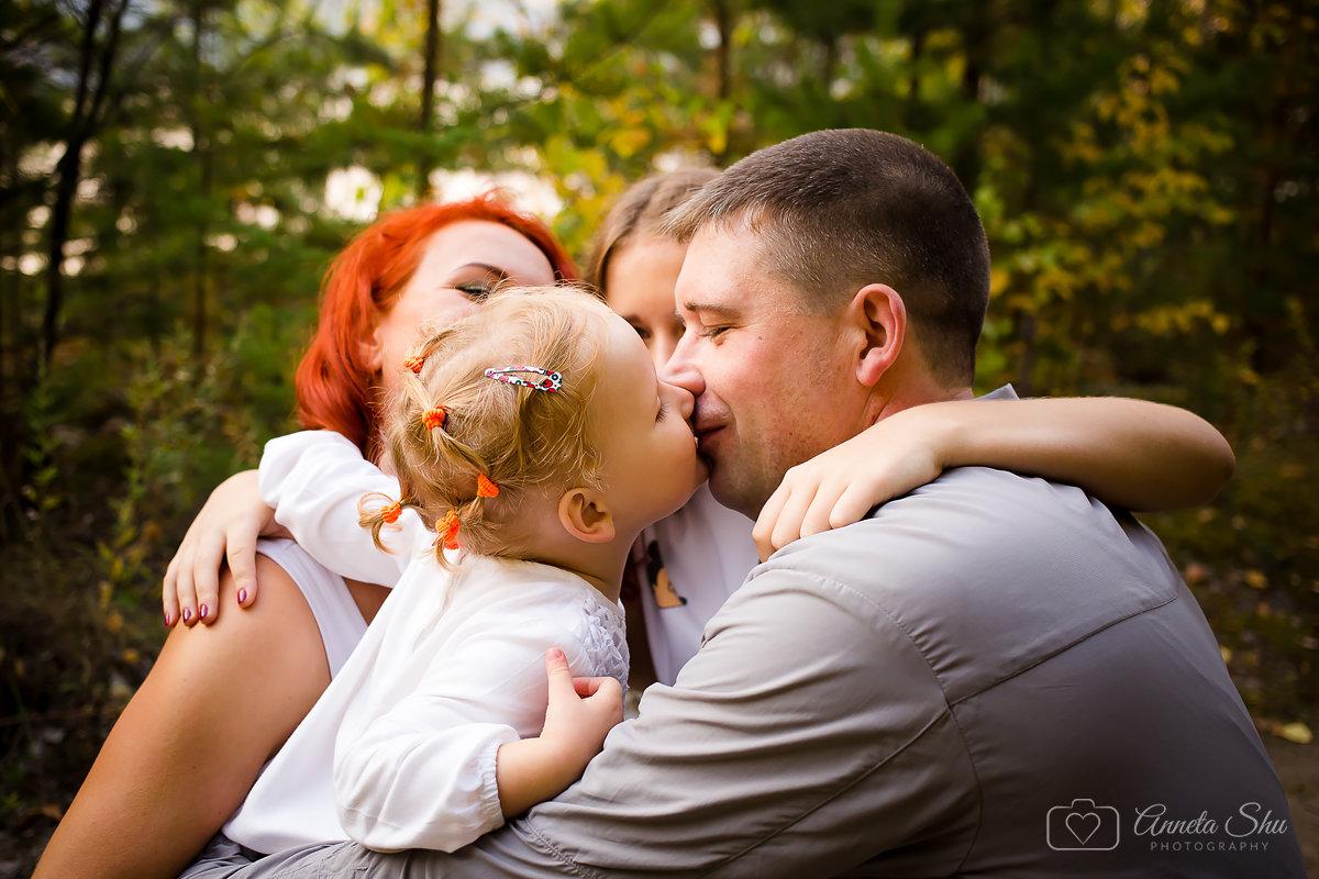 Счастливая семья! - Аннета /Анна/ Шу