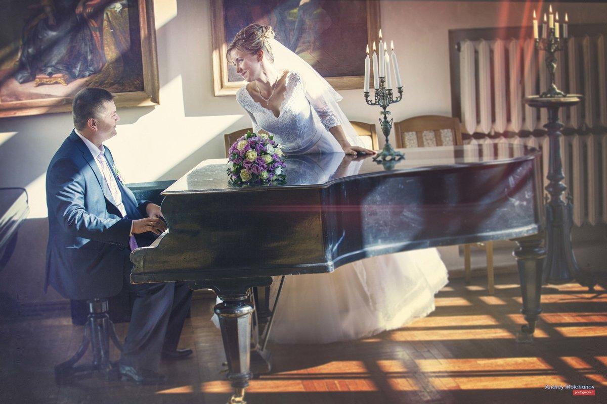 Свадьба Дениса и Натальи - Андрей Молчанов