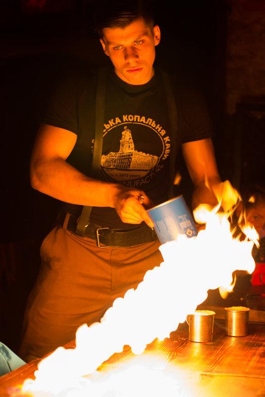 В кофейной шахте - Gleipneir Дария
