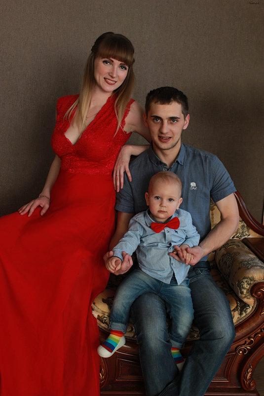 Семья - Татьяна