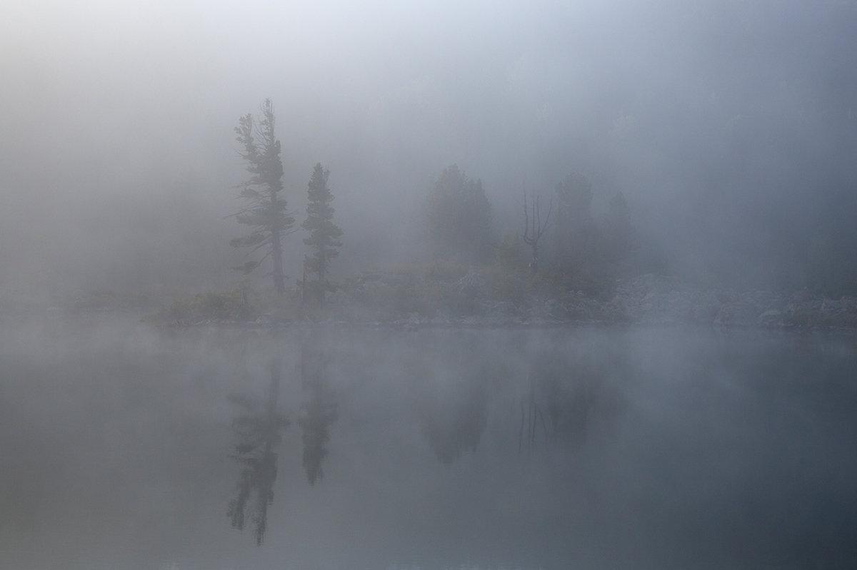 Утренняя неопределённость или туманный пейзаж - Евгений ...