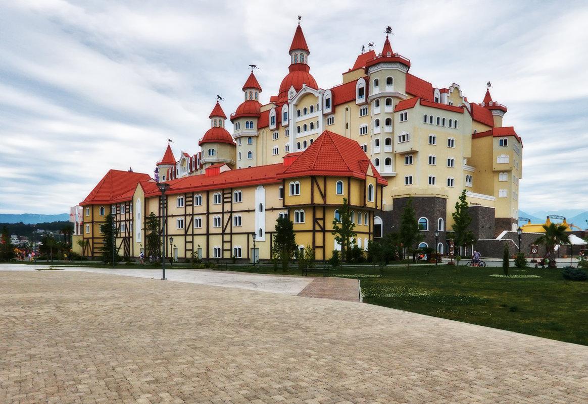 Отель «Богатырь», Сочи - Val Савин