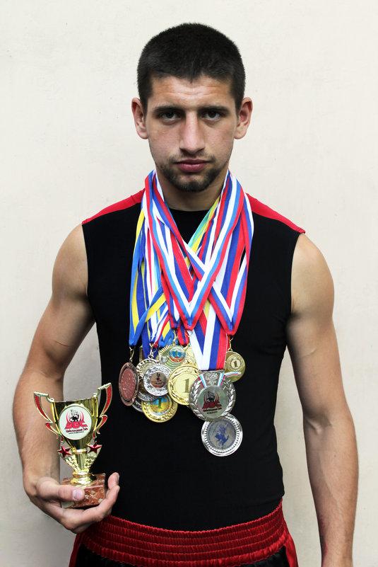 Champion - Евгения Ламтюгова