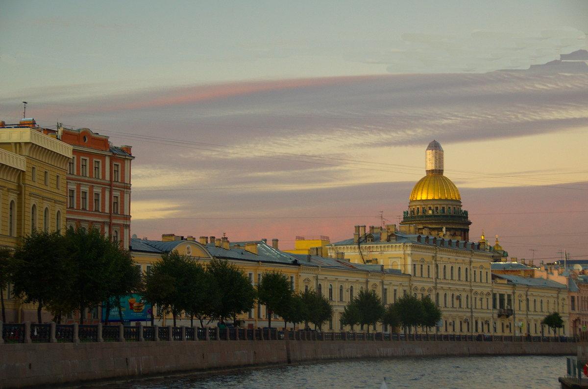 Вечер в городе - Николай Танаев