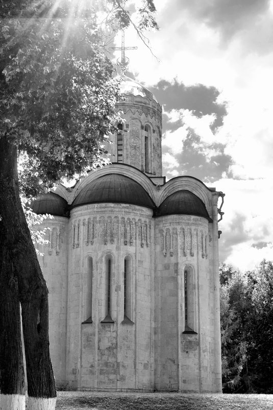 Дмитриевский собор - Татьяна Петранова