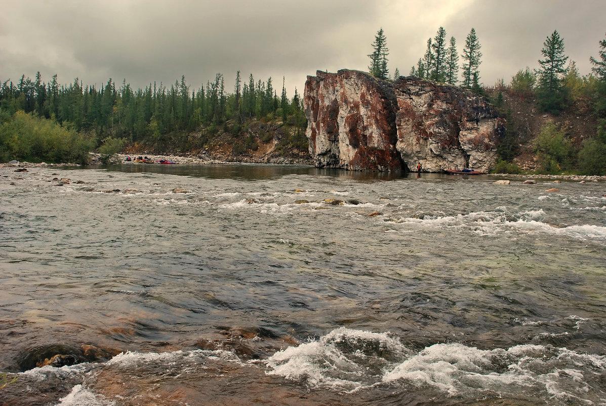 Река Балбанью - Валерий Толмачев