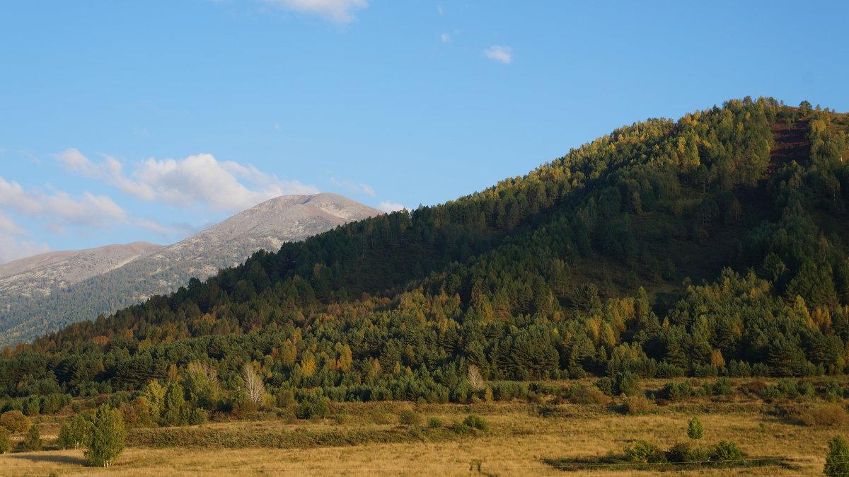 осень в горах - Alexandr Staroverov