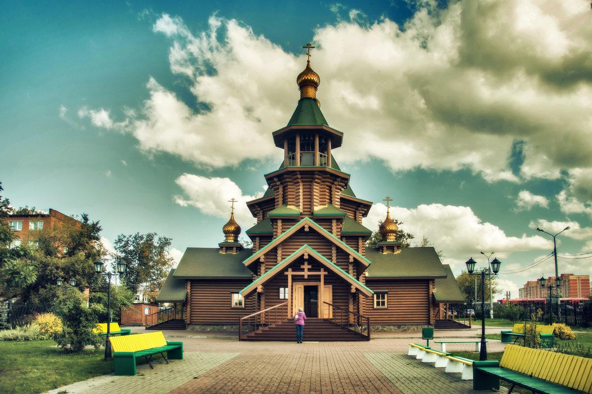 Церковь Георгия Победоносца в г Подольск - Маry ...