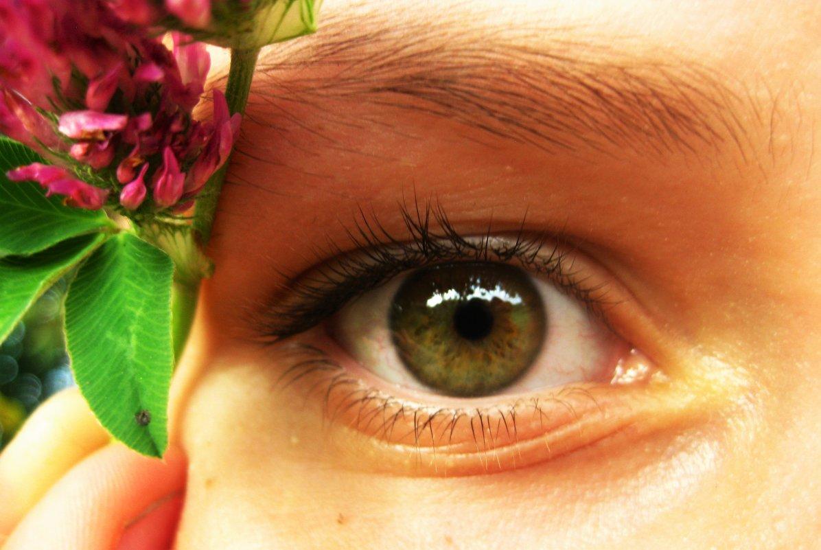 Глаз - Анна