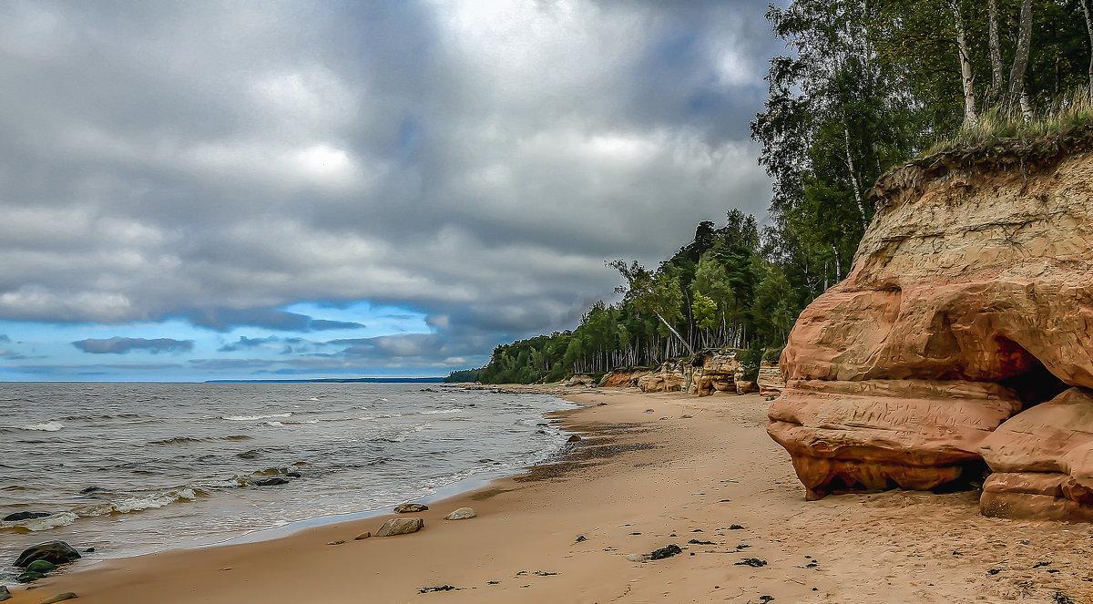 Vidzeme seashore 080916 - Arturs Ancans