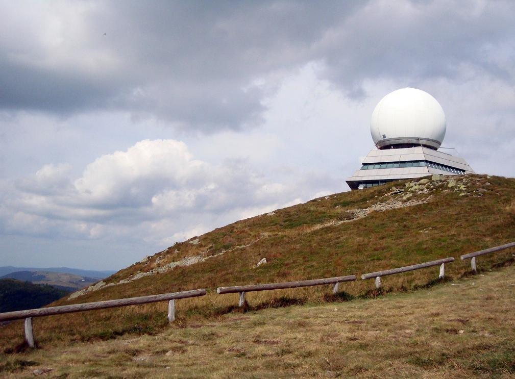 шар-радар - Olga