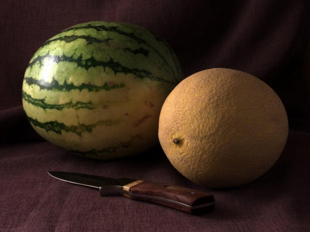 Плоды с бахчи... - Владимир Секерко