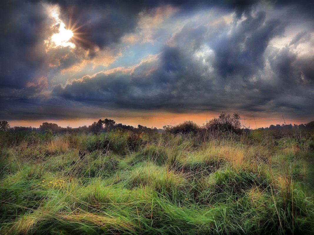 Утренний шторм.... - Андрей Войцехов