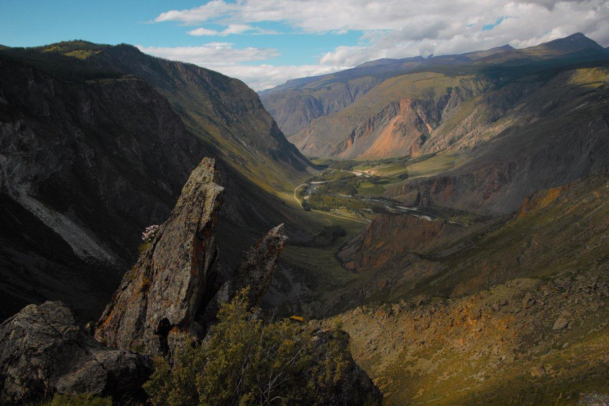 В Чулышманской долине - liudmila drake