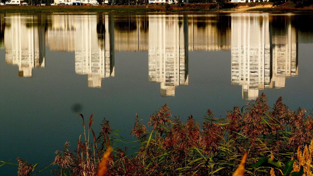 дома в озере - Александр Прокудин