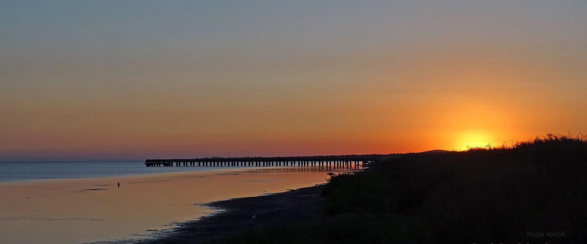 Таманский полуостров - Нади часоК