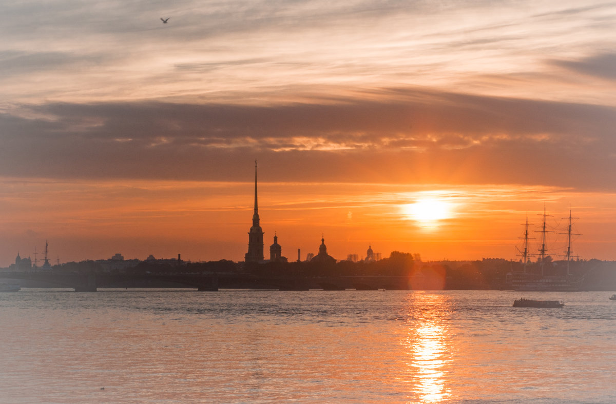 Питерские закаты - Алексей Ершов