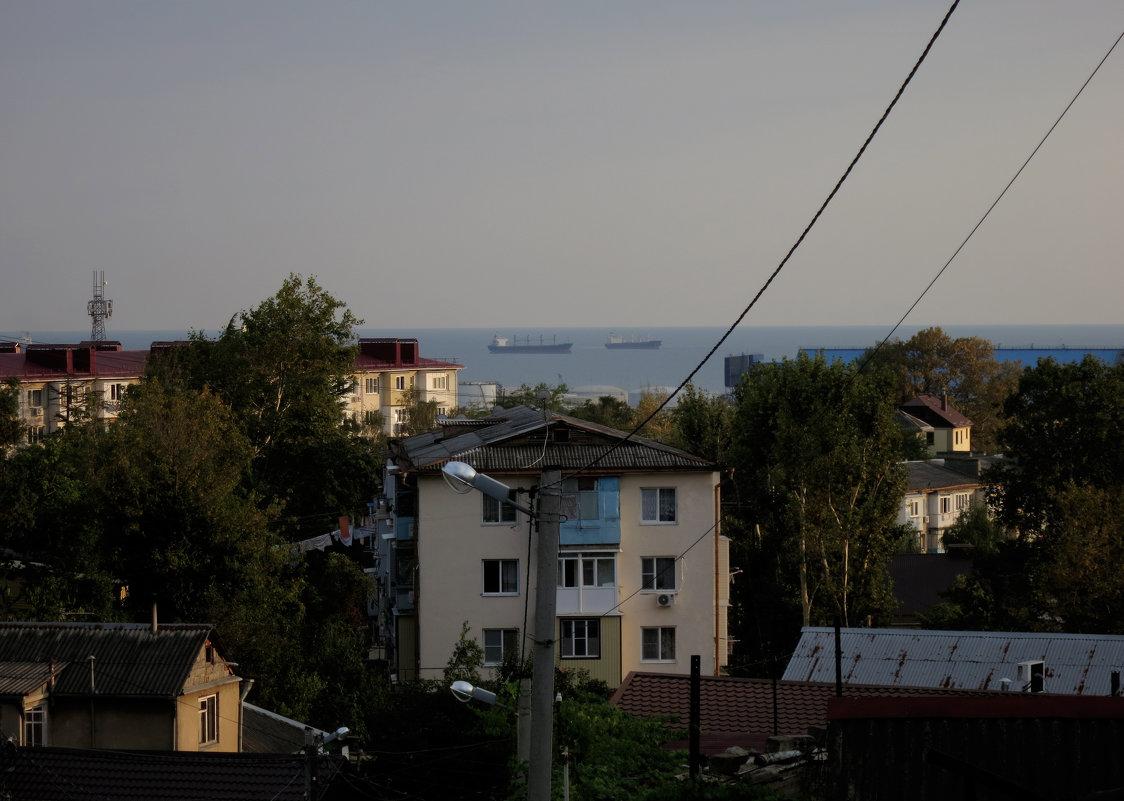 Туапсе - Алексей Golovchenko