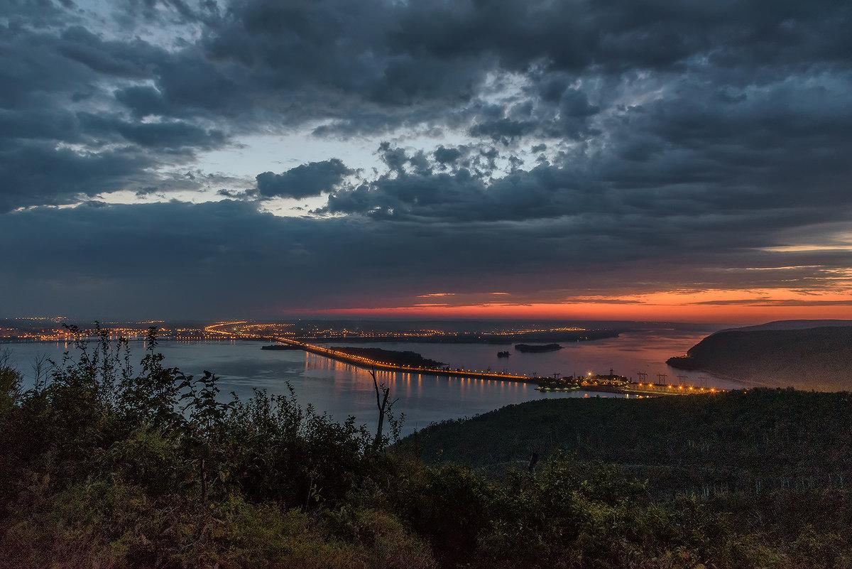 Утро Жигулевской ГЭС - Влад Шерман