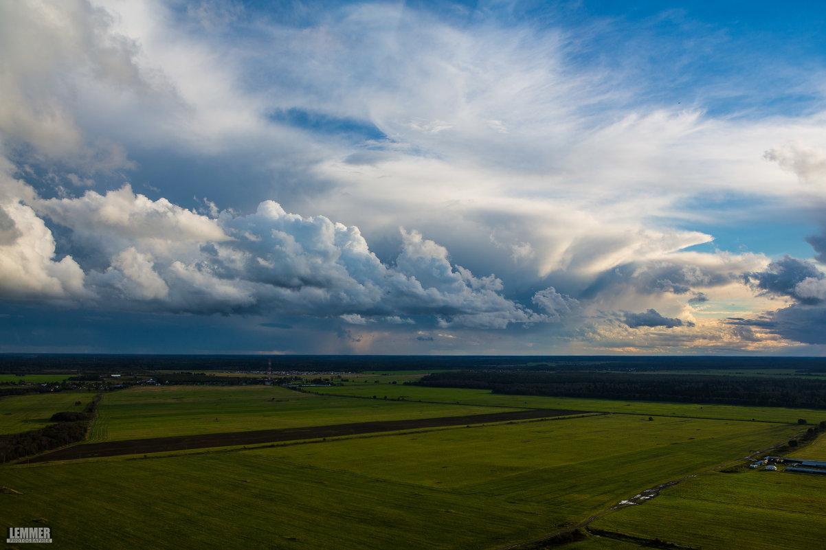 невероятное небо - Николай Леммер
