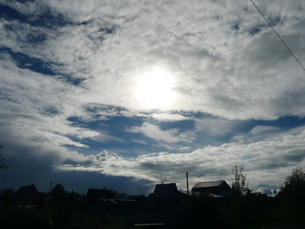 Небо - Виктор