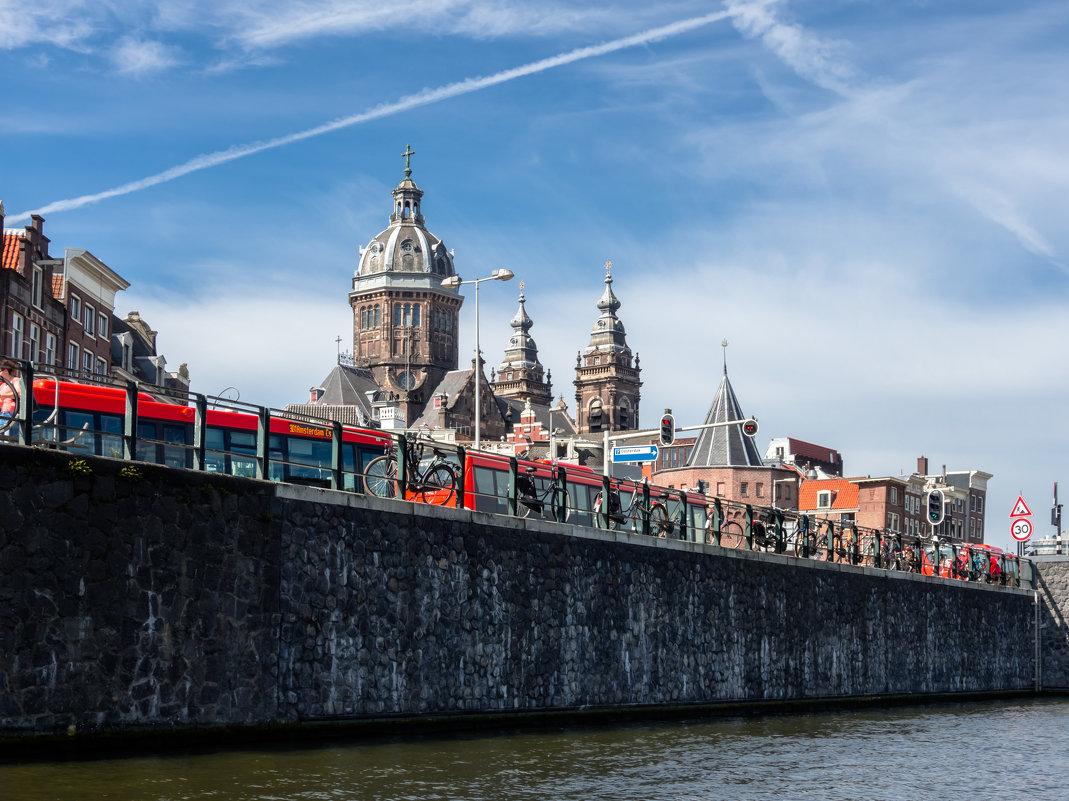 Каналы и архитектура Амстердама - Witalij Loewin