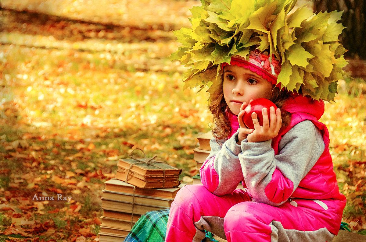 Осенний фотопроект - Anna Ray