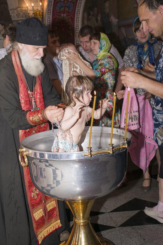 Крещение - Юрий Борзов