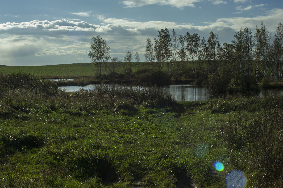 Озеро - Яков Реймер