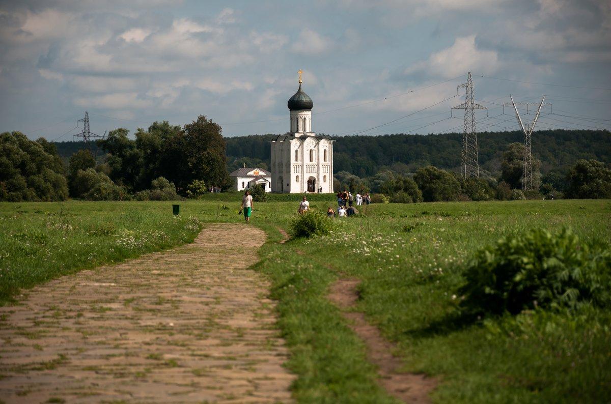 Дорога к храму - Светлана .