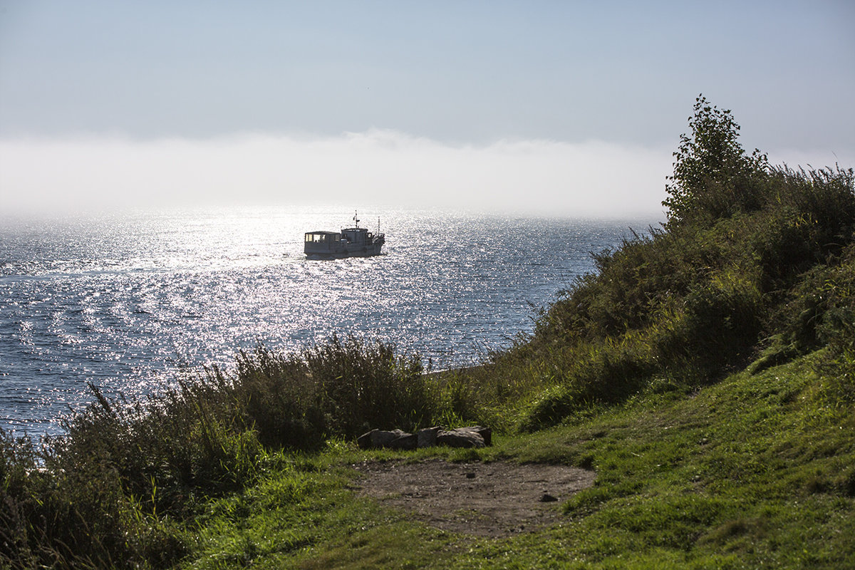 В лазури неба пропадало море - Андрей Шаронов