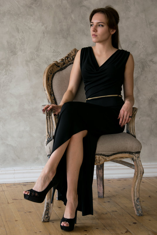 Роковое платье - Наталья