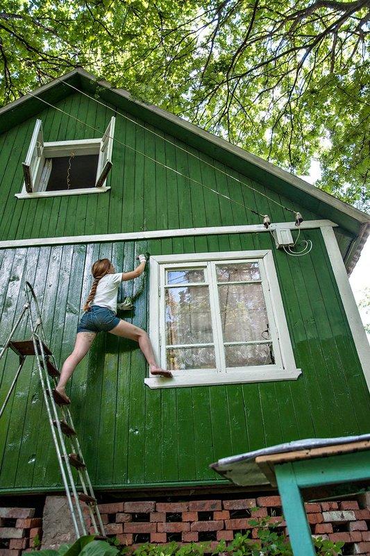 И будет старый дом как новый! - Ирина Данилова