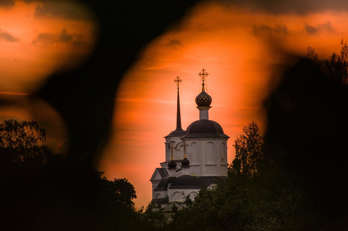 Церкви Подмосковья.Продолжение. - Андрей Куприянов