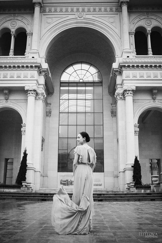 Романтическая фотосессия в Даляньской Венеции 09/2016 - Ольга Фефелова