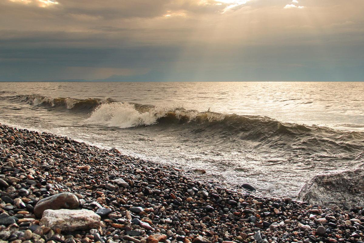утро над Байкалом - Александр