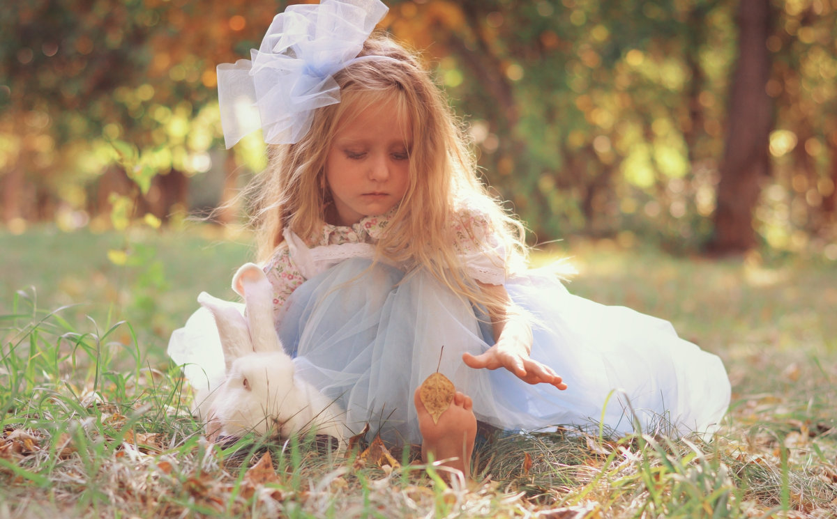 Алиса в Зазеркалье - Ирина
