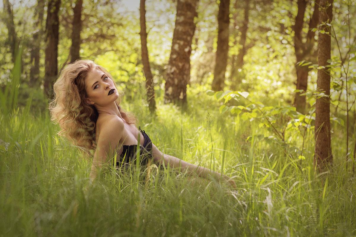 Лесная фея - Анастасия Рябова