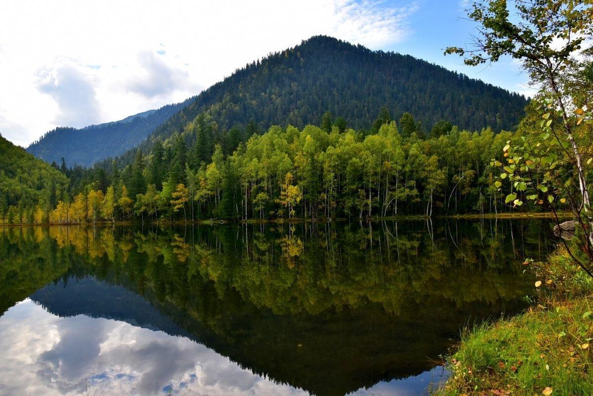 Осень... - Геннадий Ячменев