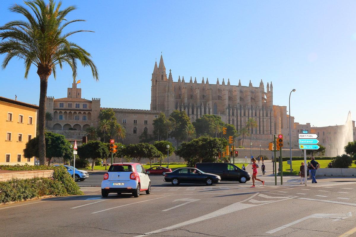 Кафедральный собор - Пальма-де-Майорка - ALEX KHAZAN