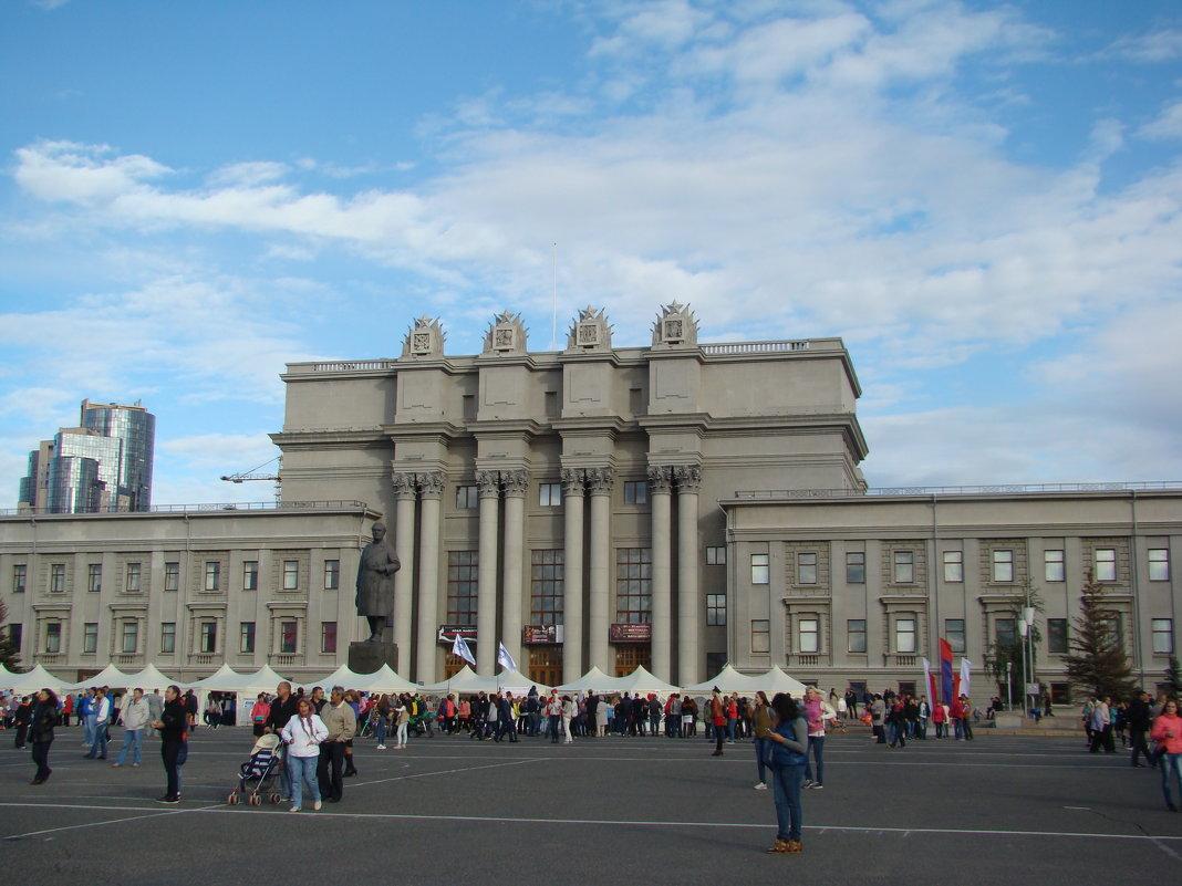Театр оперы и балета - марина ковшова
